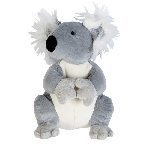 Toy, Stuffed toy, Plush, White, Baby toys, Snout, Animal figure, Baby Products, Bear, Graphics,