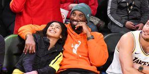 Kobe en dochter Gianna Bryant