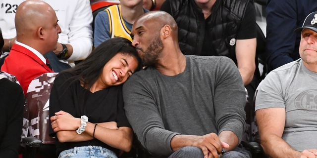 Celebrities Are Posting Touching Tributes for Kobe and Gianna Bryant