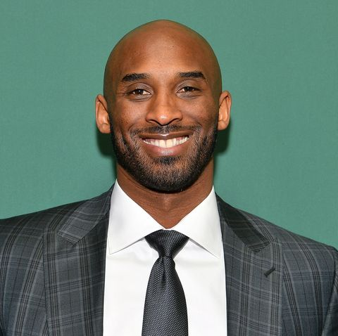 """Kobe Bryant Signs Copies Of His Book """"Training Camp (The Wizenard Series #1)"""""""