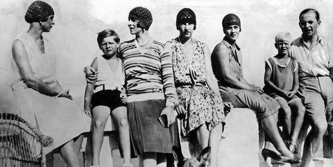 prince philip childhood photo