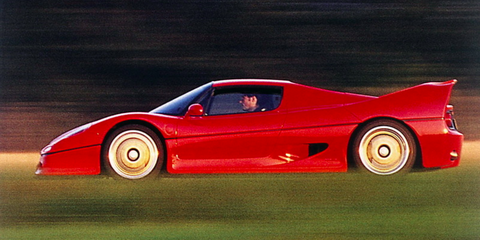 Land vehicle, Vehicle, Car, Supercar, Sports car, Race car, Ferrari f50 gt, Automotive design, Ferrari f50, Coupé,