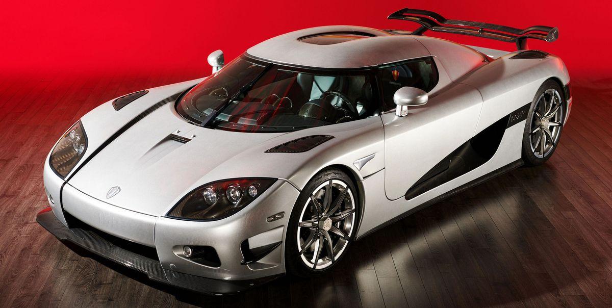 Ofrecen en leasing un Koenigsegg CCXR Trevita fabricadas