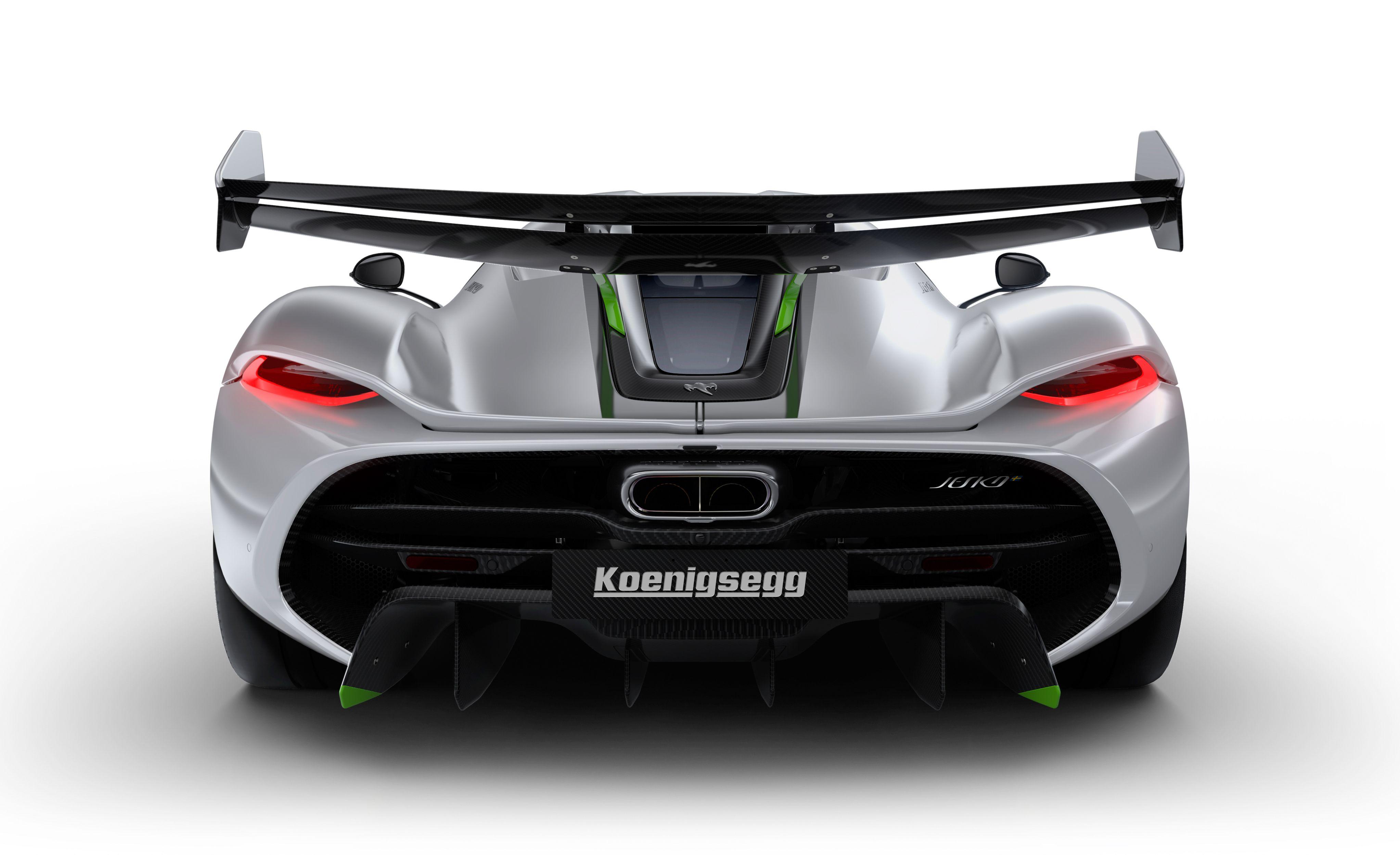 The 1600 Hp Koenigsegg Jesko Insanely Fast Technically Fascinating