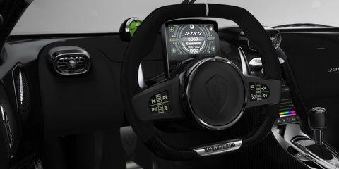 The Koenigsegg Jesko In Photos