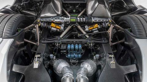 Koenigsegg Jesko sonido