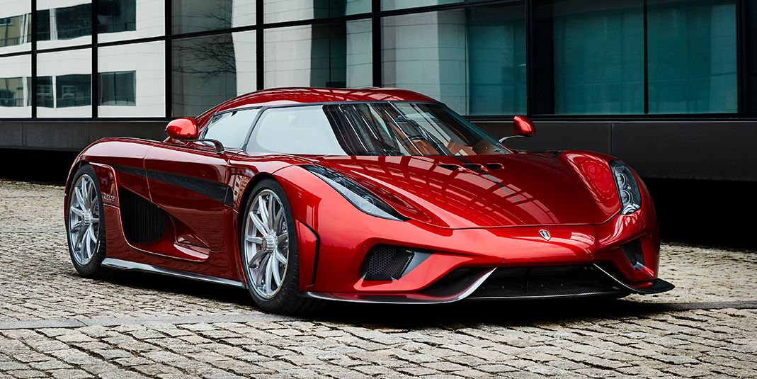 2020 Koenigsegg Regera Review, Pricing, and Specs