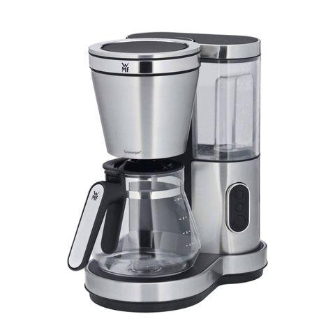 koffiezetapparaat koffie koffiemachine keukenapparatuur zilver filter