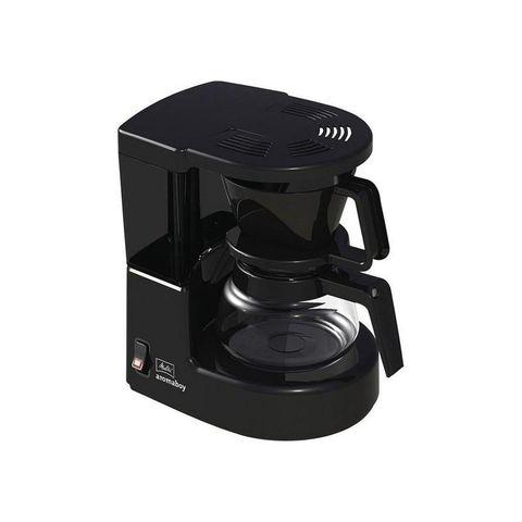 filter koffiezetapparaat zwart filterkoffie filterkoffiezetter