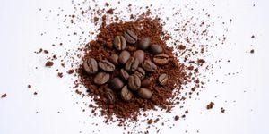 Koffie Haar Huid