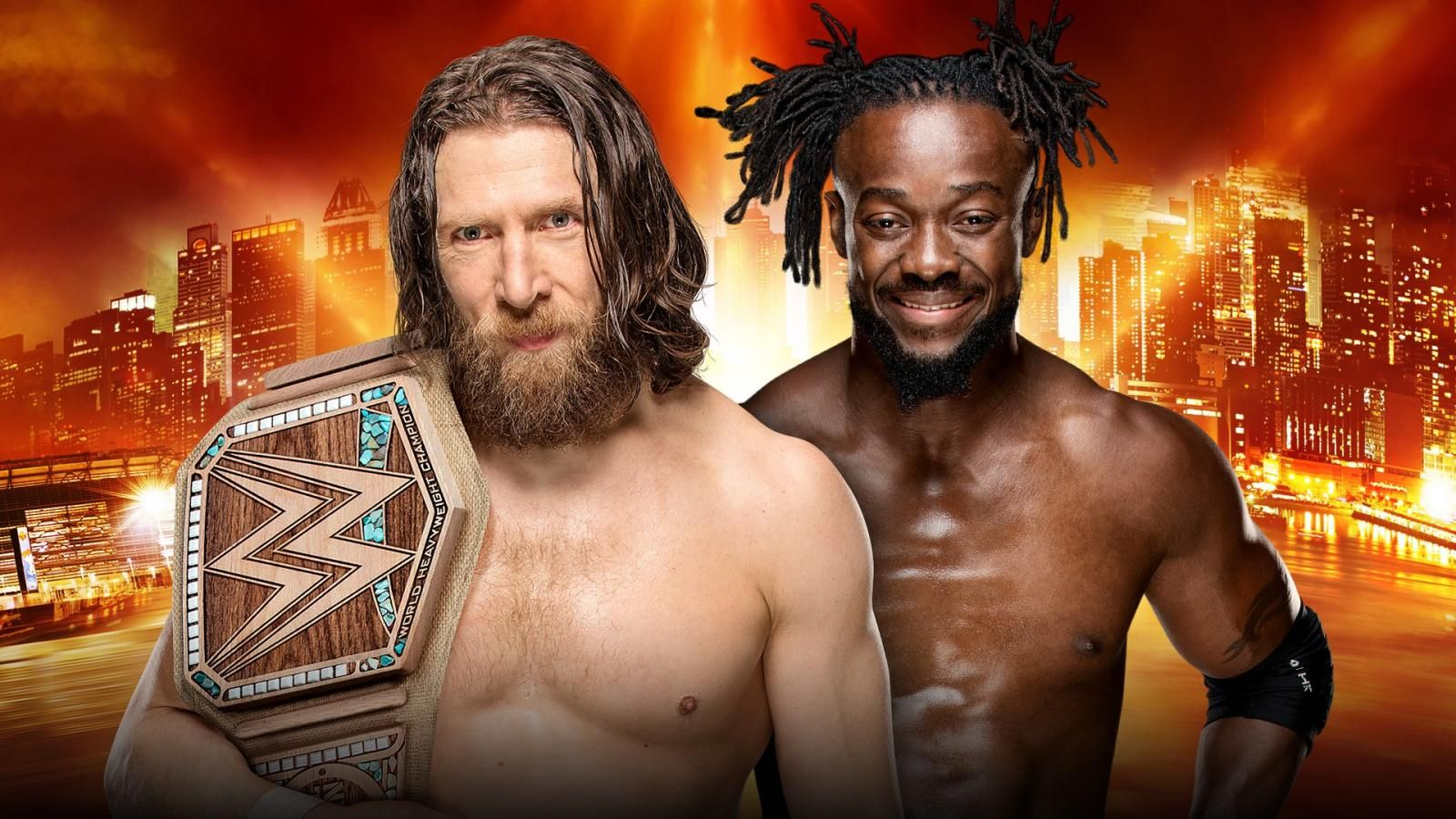Daniel Bryan (c) vs Kofi Kingston