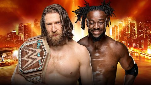 Image result for wrestlemania 35 wwe championship