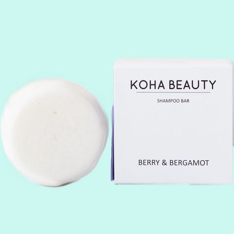 Koha Beauty Shampoo Bar