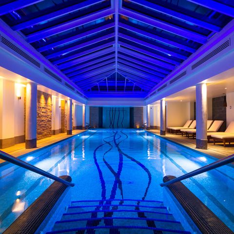 Kohler Waters spa - The Old Course hotel