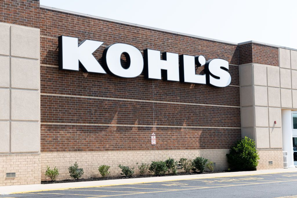 Kohl's store in Woodland Park, New Jersey...