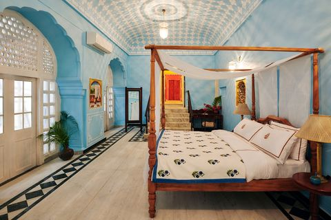 Airbnb Gudliya Suite at the City Palace of Jaipur