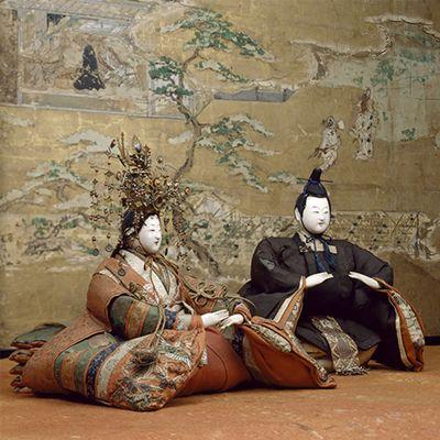 古今雛 京都国立博物館蔵