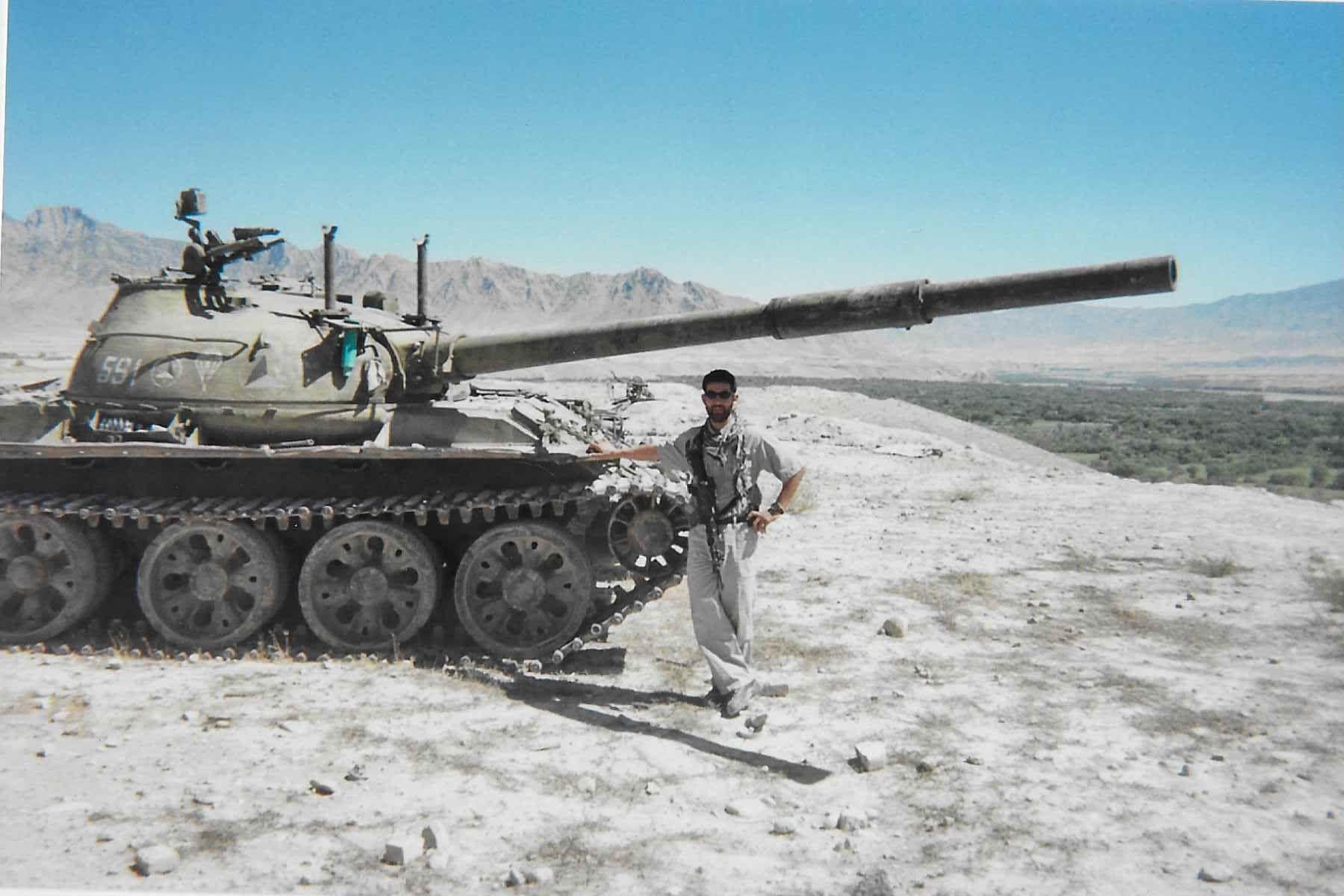 Así me convertí en anciano tras mis tres viajes a Afganistán