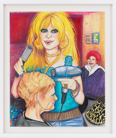 """kominsky crumb's """"hair magic"""""""