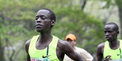 Leonard Komon running 2014 Healthy Kidney