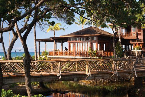 Maison, Maison, Bâtiment, Propriété, Arbre, Resort, Immobilier, Architecture, Cottage, Immobilier,
