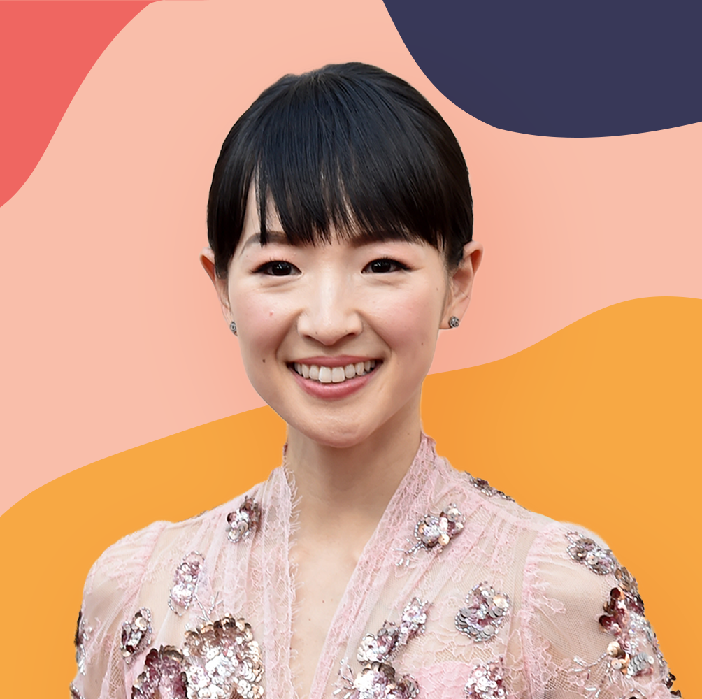 Marie Kondo Reveals How Fame Changed Her—and the Advice That Opened Her Eyes