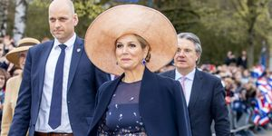 Koningin Máxima bij viering jubileum Bavaria