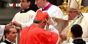 Konrad Krajewski e papa Francesco
