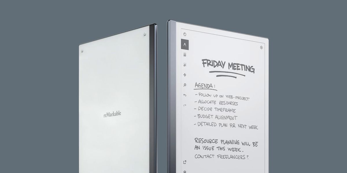 This Digital Notebook Is the Coolest Gadget I've Used in Years