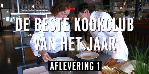 kookclub afleveringen