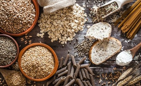 sneller, koolhydraten, voeding