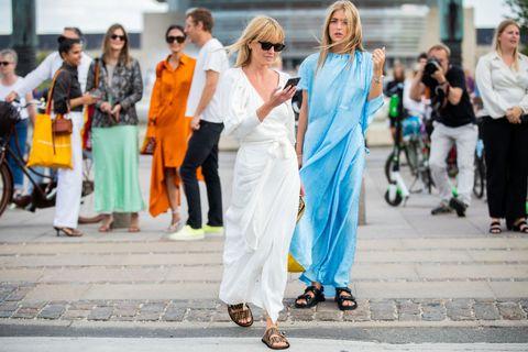 kopenhagen fashion week zomer sandaal grove opvallende