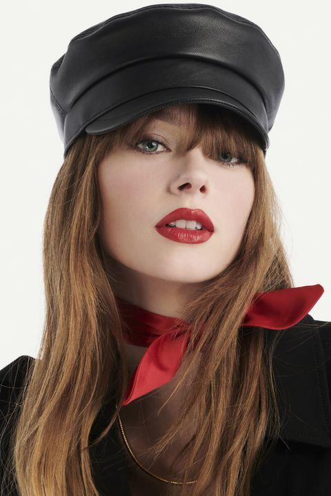 koperen highlights haarkleur catwalk luisa spagnoli f21