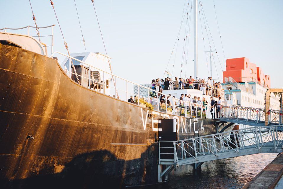 Sangria is de nieuwste zomerhotspot in Amsterdam Noord