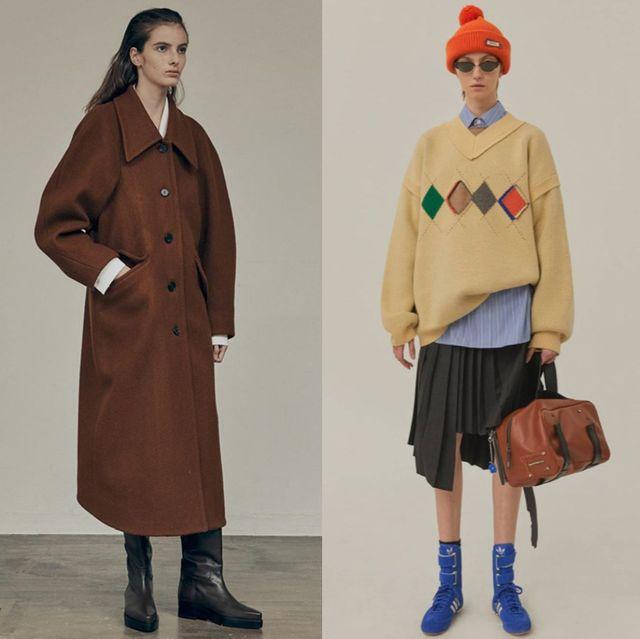 ジェンダーレスなスタイルがトレンド! おしゃれ&お手頃プライスな最新ファッション韓国ブランド14選