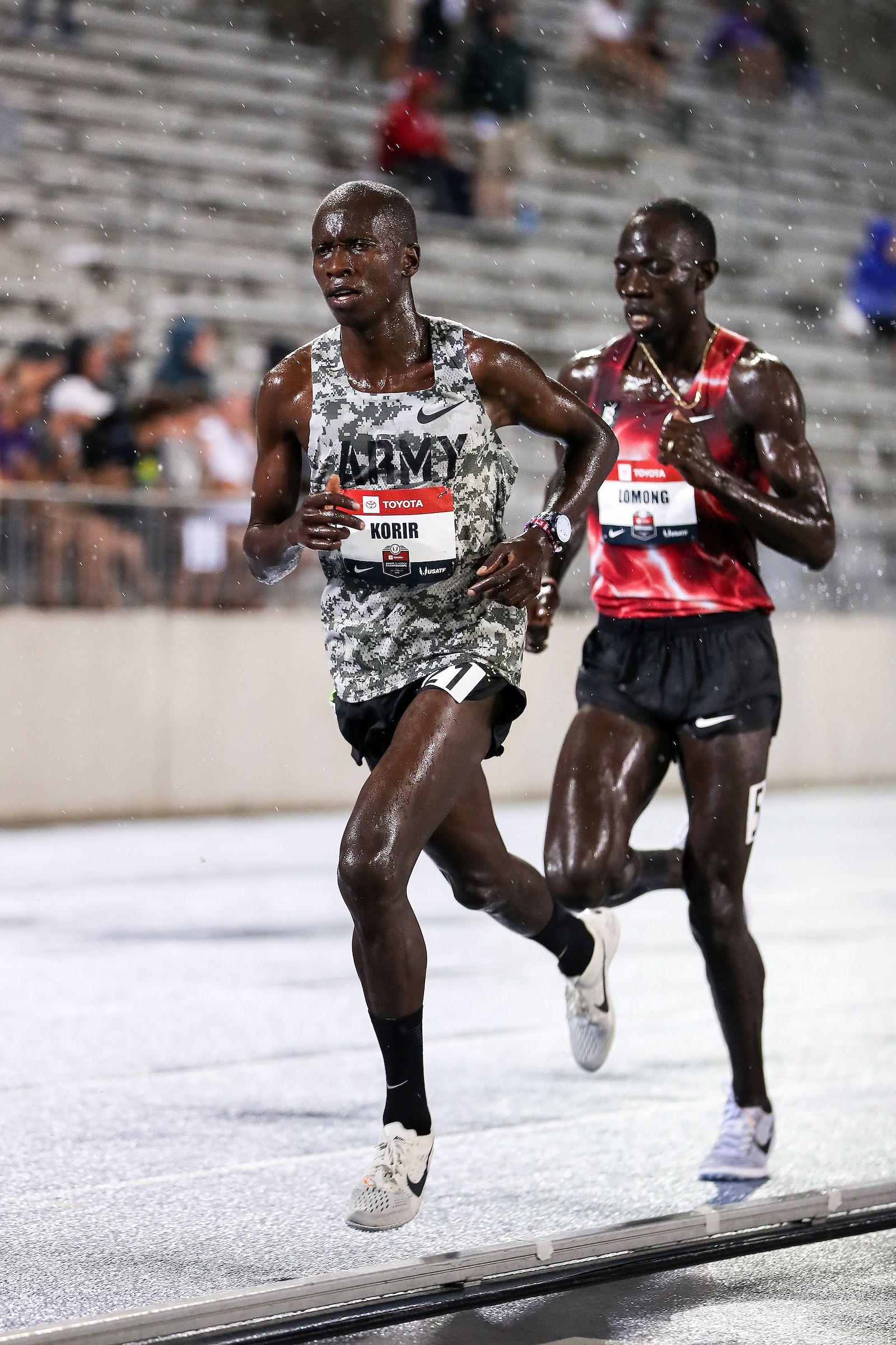 Leonard Korir Runs Fastest Marathon Debut by an American