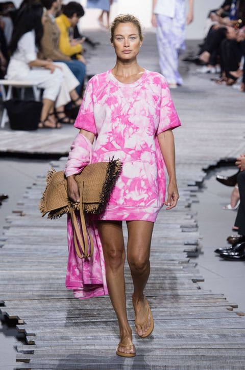 cb0eda9d8adf Michael Kors SS18 Runway Show - Michael Kors Collection Fashion Week ...