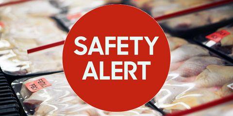 kosher chicken salmonella safety alert