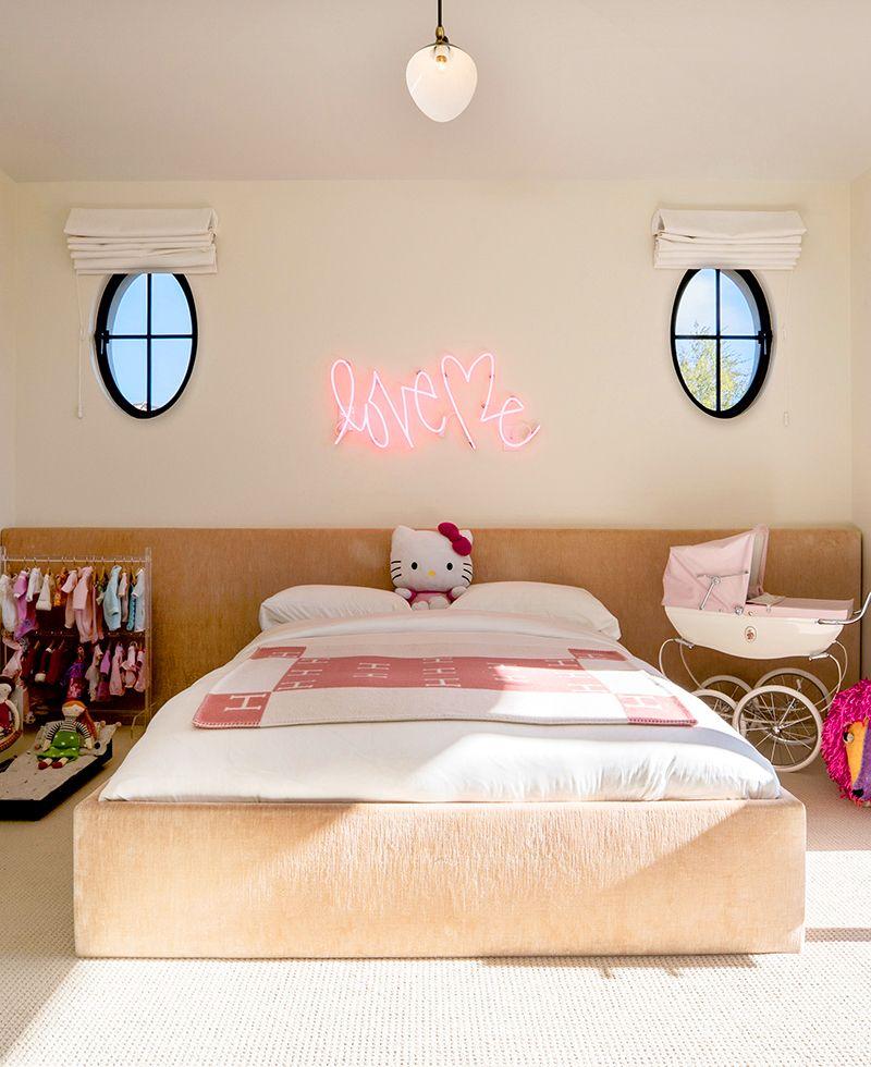 penelope disick has a dream girl s room kourtney kardashian kids rh elledecor com