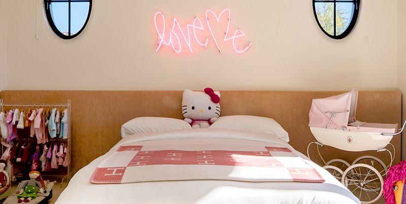 Penelope Disick Has A Dream Girl S Room Kourtney