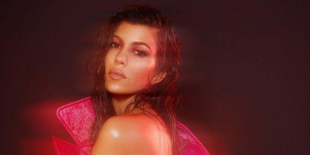 Here's 39-Year-Old Kourtney Kardashian Hella Naked to Celebrate Her Birthday