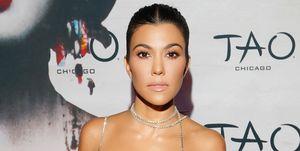 Kourtney Kardashian's date looks A LOT like her ex Younes Bendjima