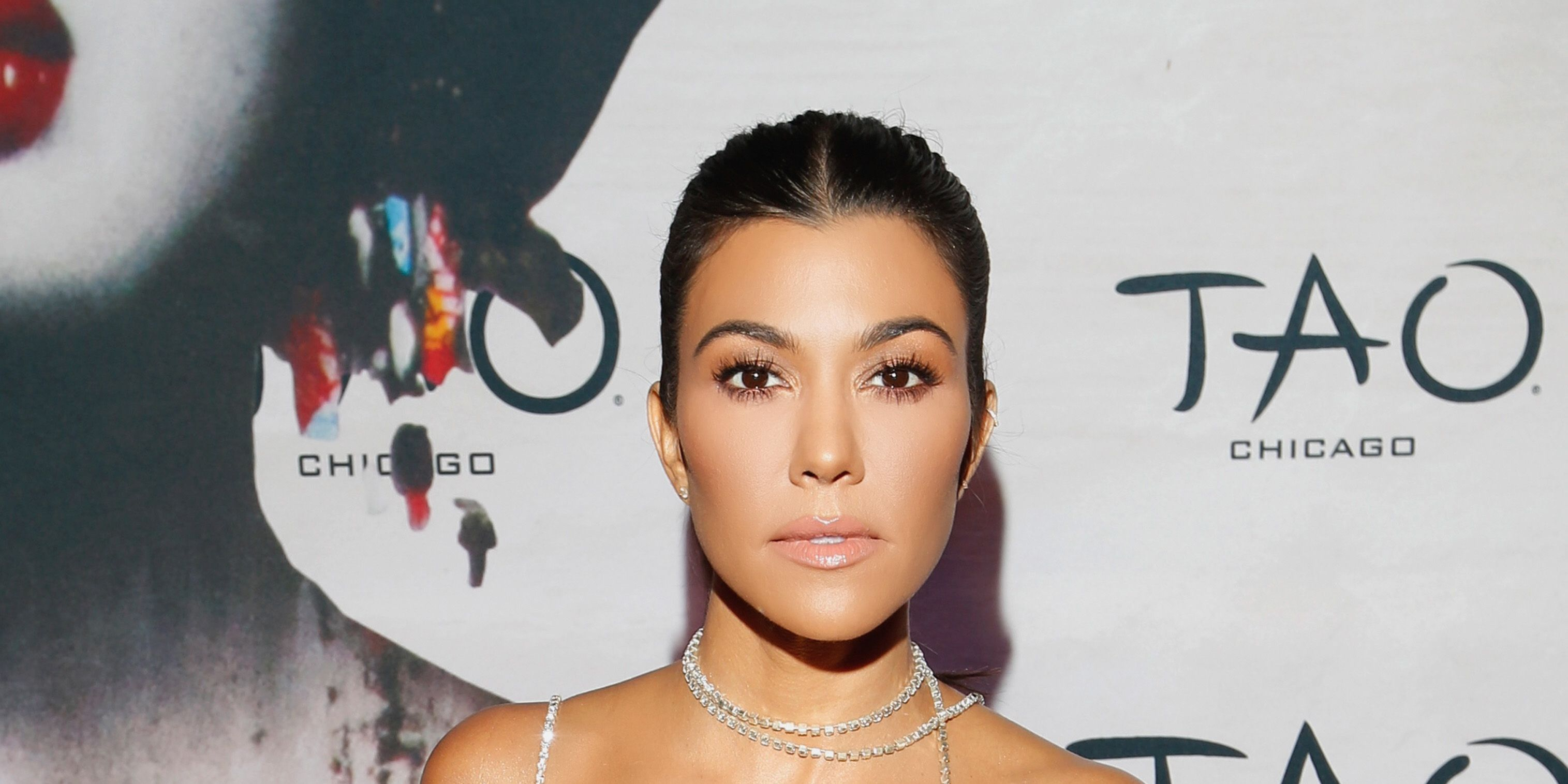 Kourtney Kardashian's date looks A LOT like her ex Younes Bendjima