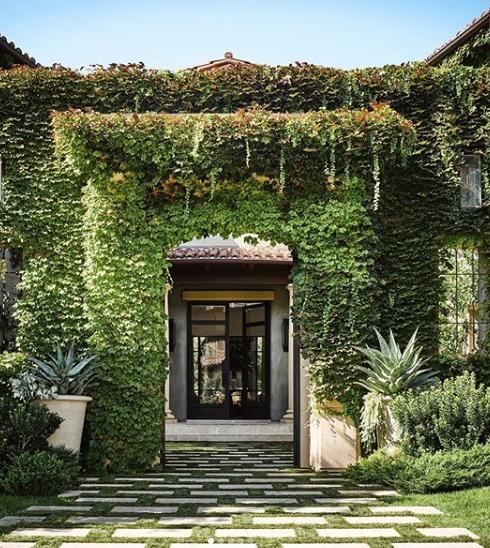 Richard Landry Designed Kourtney Kardashians Mansion In His New Design Book