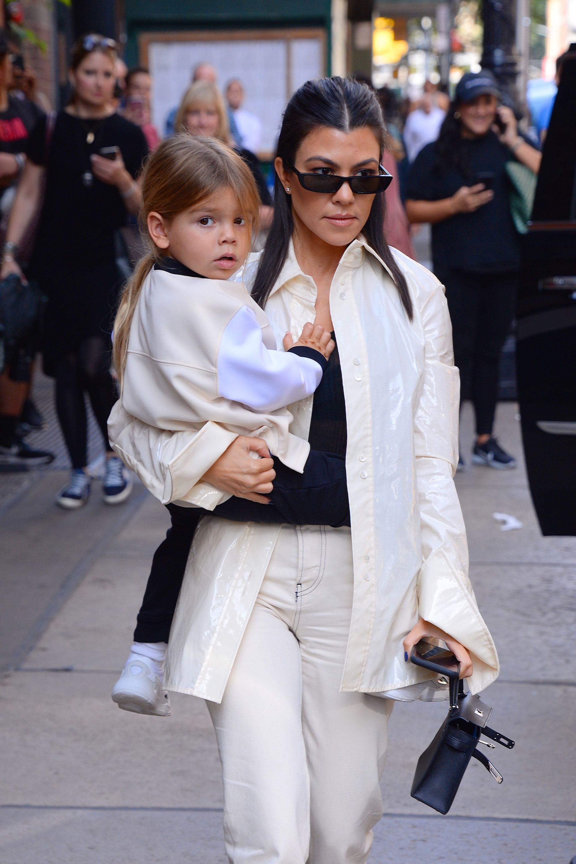 Kourtney Kardashian Spoke Out About 'Concerns' Over Her Children's 'Unsettling' School Food