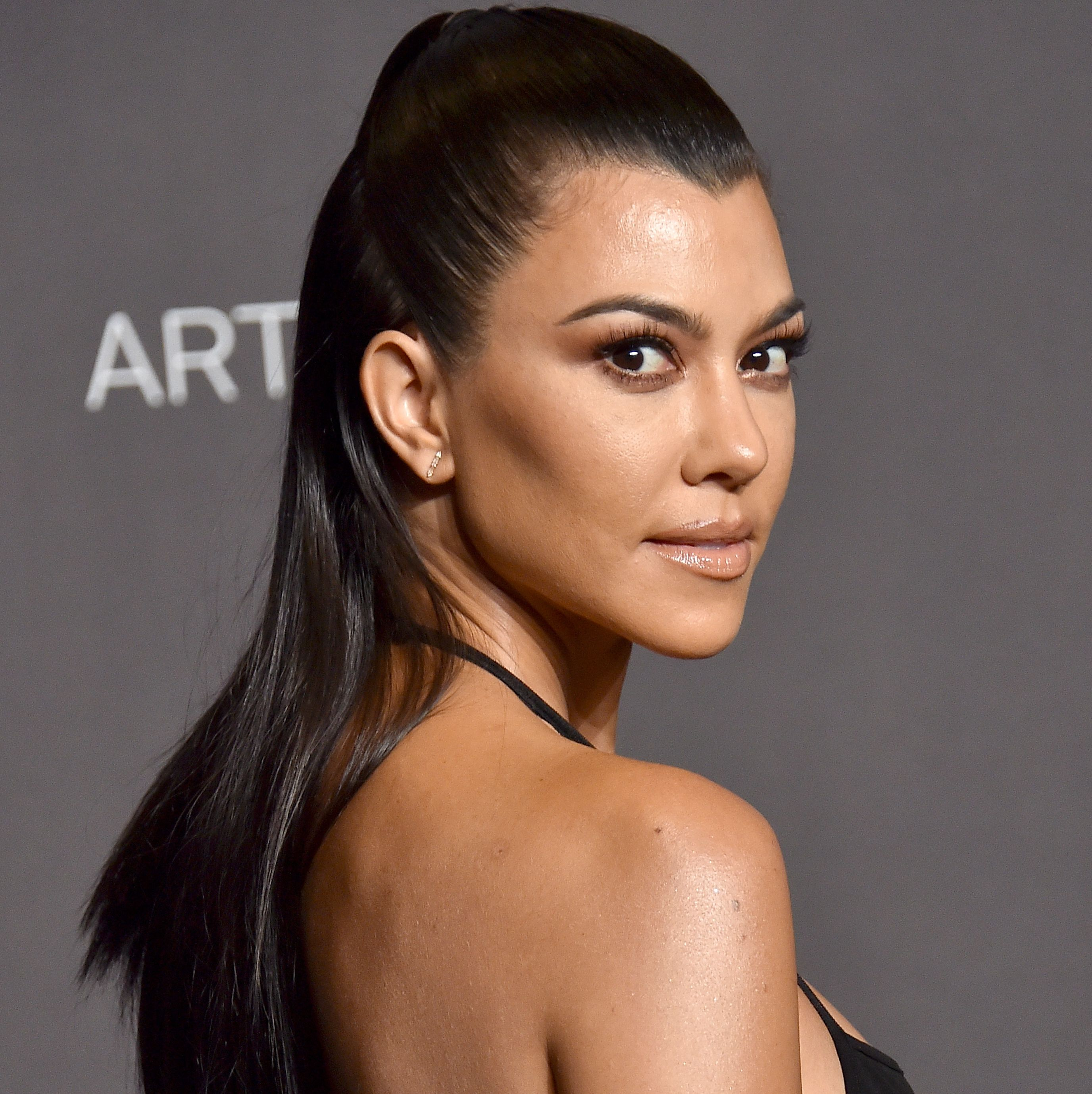 Kourtney Kardashian Had a Major Photoshop Fail and OMG I Cannot Unsee This