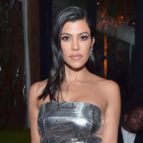 Kourtney Kardashian2018 GQ Men of the Year Party - Arrivals