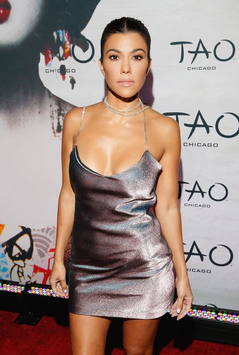 8dcd8ec02fd Kourtney Kardashian Claps Back at Someone Who Says She