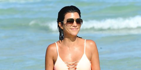 762d2092e3181 Kourtney Kardashian s Throwback Bikini Pic Is Underboob Central