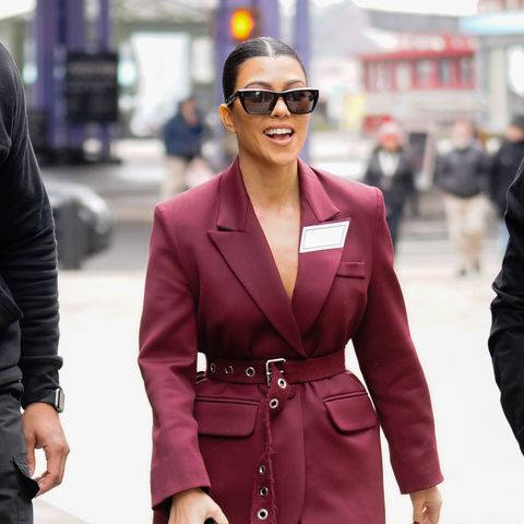 Kourtney Kardashian on Kylie being a billionaire